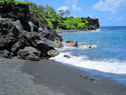 Black Sand Beaches Maui by Adventures In Maui Life In The Lofthouse