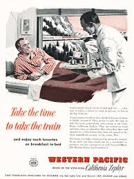California travel by train images 1958 california zephyr train travel luxury vintage advertisement jpg