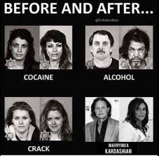 Crack Cocaine Meme - dopl3r com memes before and after erikdavidson cocaine alcohol