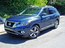 2013 nissan pathfinder platinum 4 4 test drive u2013 our auto expert