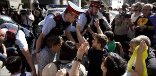 20 minuten spanien geht hart gegen katalanen referendum vor news