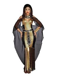 Egyptian Halloween Costumes Womens Cleopatra Queen Egyptian Pharaoh History Halloween