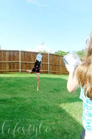6 backyard water balloon games for kids