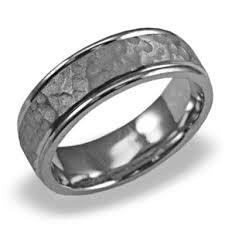 mens hammered wedding bands best 25 mens platinum wedding bands ideas on platinum