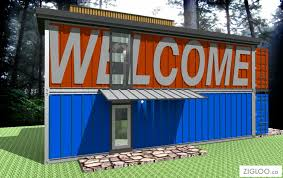 Shipping Container Home Design Kit Welcome Home Container House Kit Zigloo Custom Container Home Design