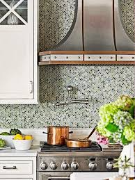 kitchen backsplash ideas for cabinets trendy mosaic tile for the kitchen backsplash design