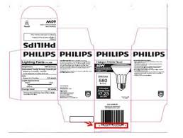 philips recalls halogen bulbs due to laceration and burn hazards