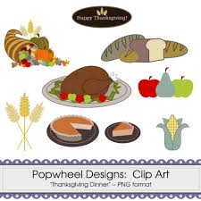 thanksgiving food clipart many interesting cliparts