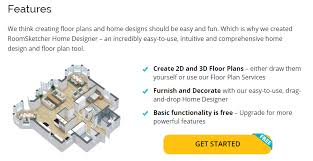 Easy To Use 3d Home Design Software Free Room Sketcher Makes It Easy To Create Professional Floor Plans