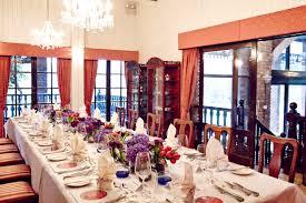 Ambassador Dining Room The Peak Ambassador Dinner With The Republic Of Korea H E Suh