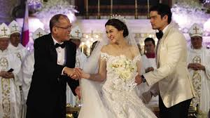 wedding dress cast studded royal wedding with a cast of a thousand inquirer