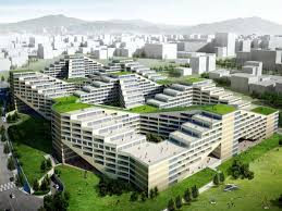 The Great Wall ApartmentFactory Is A Green Destination Designed - Sustainable apartment design