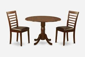 dark brown round kitchen table kitchen surprising dark brown round small kitchen table and chairs