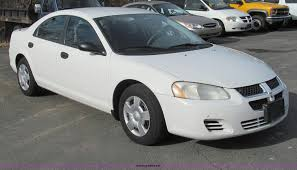 2004 dodge stratus se item e3642 sold tuesday february