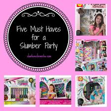 slumber party ideas 5 products you need charlene chronicles