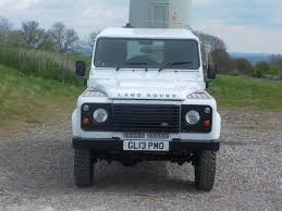 used land rover for sale used 2013 land rover defender td hard top 110 for sale in ringmer