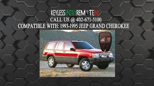 1995 jeep battery how to replace jeep grand key fob battery 1993 1994 1995