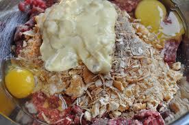 auntie u0027s meatloaf with cream of celery soup u0026 ritz crackers
