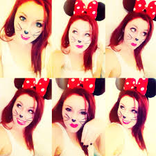 Halloween Costume Minnie Mouse Halloween Minnie Mouse Makeup Posts Minnie