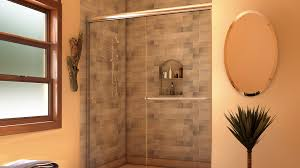 glass door in bathroom agalite shower u0026 bath enclosures u2013 the focal point of bathroom design