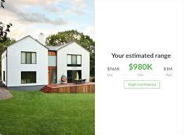 openestimates calculate your property u0027s price