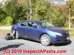 Car Interior Smells Curing Car Mold Or Mildew Smells Or Odors How To Find U0026 Remove