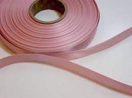 blush satin ribbon pink ribbon blush satin ribbon 5 8 inch wide x