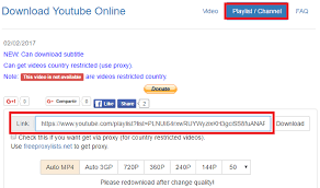 download youtube video with subtitles online how to download all videos from a youtube playlist