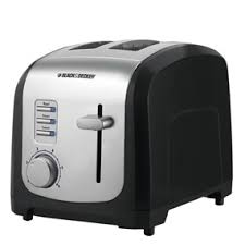 Toaster With Clear Sides Buy The Black Decker 2 Slice Toaster Tr3500sd Black Decker
