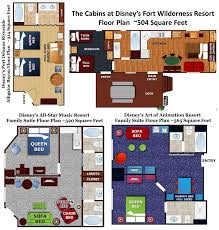 disney world floor plans review the family suites at disney s all star music resort