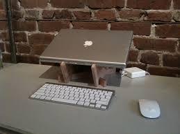 Diy Laptop Desk Diy Laptop Desk Stand