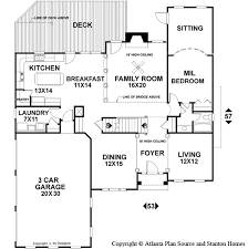 Multigenerational House Plans With Two Kitchens Mother In Law Home Plan U2013 Multigen Homes U2013 Stanton Homes