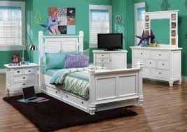 Belmar Bedroom Furniture by Holland House Belmar Youth Bookcase Day Bed With Louvre Panels