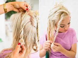 hair styles for air drying air dry hair designlovefest rainbow of hair pinterest air