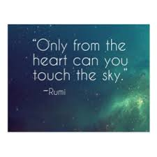 Wedding Quotes Rumi Rumi Quotes Postcards Zazzle