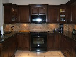 Red Kitchen Backsplash Ideas Kitchen Kitchen Backsplash Ideas Black Granite Countertops Cabin