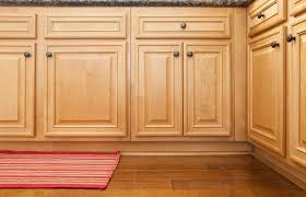 best thing to clean kitchen cabinet doors 4 proven ways to clean sticky wood kitchen cabinets lovetoknow