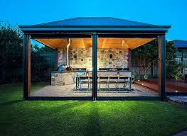 Outdoor Kitchen Pavilion Designs by Designing The Perfect Outdoor Kitchen