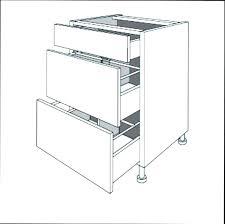 meuble cuisine tiroir meuble a tiroir ikea prix caisson cuisine meuble tiroir cuisine ikea