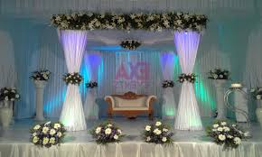 inspirational christian wedding stage decoration pics wedding