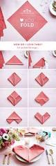 Valentine S Day Table Decorations by Your Step By Step Guide To A Heart Napkin Fold