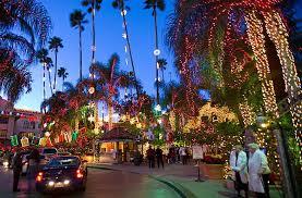 christmas lights riverside ca mission inn hotel spa riverside ca california travel