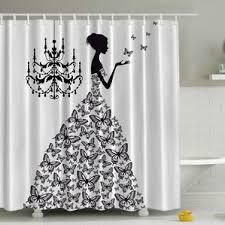 Shabby Chic Shower Curtain Hooks by Shower Curtains You U0027ll Love Wayfair