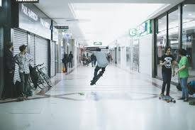 how a drab shopping centre became a haven for london u0027s skaters