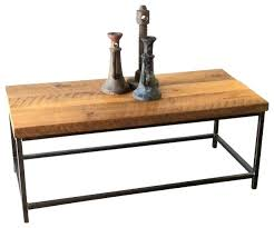 wood coffee table with wheels steel table base industrial c steel table base stoic reclaimed wood