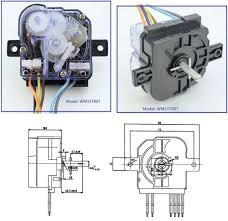sale 220v 3a double shaft 15 minutes washing machine timer for