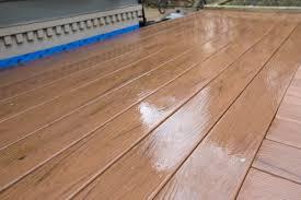 how to clean a composite deck