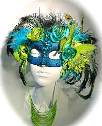 peacock mardi gras mask le masquerade masks carnevale mask mardi gras m 112 masks