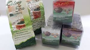 Teh Oolong perbandingan teh oolong dan teh lainnya pt samindo lestari