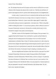 Nursing Entrance Essay Examples On The European Union Governance Olena Butriy Pulse Linkedin